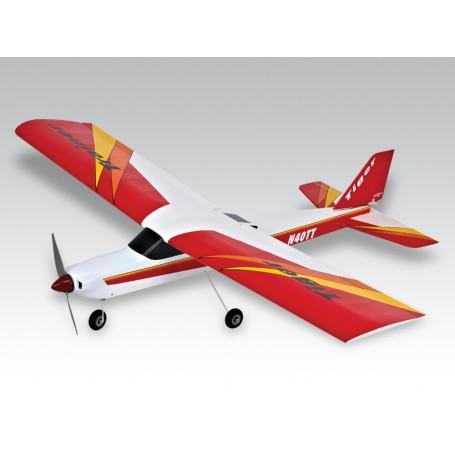 Tiger Trainer 40 MKIII OBL S.C. 2,4G röd