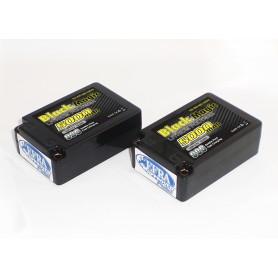 BlackMagic HardCase SP, 99C 5000mAh 2S2P, 7.4V EFRA