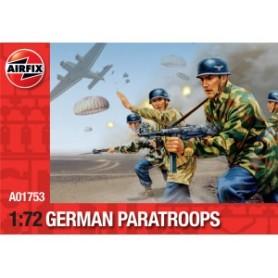 WWII GERMAN PARATROOPS 1/72