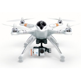 Walkera QR X350 Pro -RTF7 / DEVO F7 / G-2D / 2xAck / Laddare / Video kabel GoPro