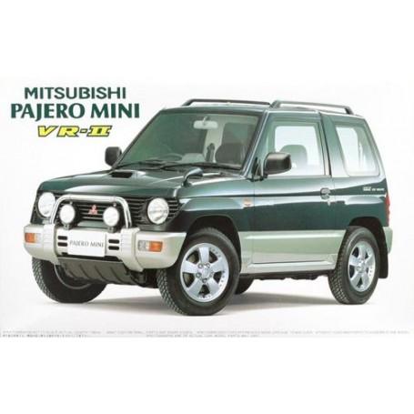 Mitsubishi Pajero Mini VR-II 1/24