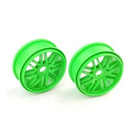 Fälg MultiSpoke 17mm grön
