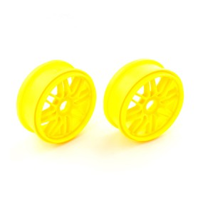 Fälg MultiSpoke 17mm gul