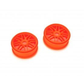 Fälg MultiSpoke 17mm orange
