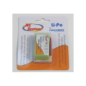 RCS FM Li-Po 11,1V / 850mAh
