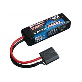 Li-Po Batteri 2S 7,4V 2200mAh 25C iD-kontakt