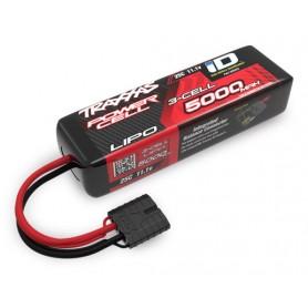 Li-Po Batteri 3S 11,1V 5000mA 25C iD-Kontakt (Kort)
