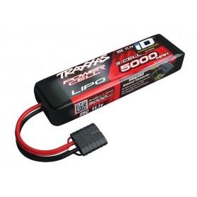 Li-Po Batteri 3S 11,1V 5000mA 25C iD-Kontakt