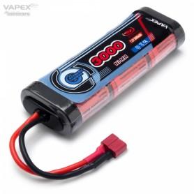 NiMH Batteri 7,2V 3000mAh T-kontakt