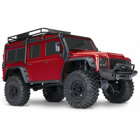 TRX-4 Scale & Trail Crawler Land Rover Defender Gul RTR