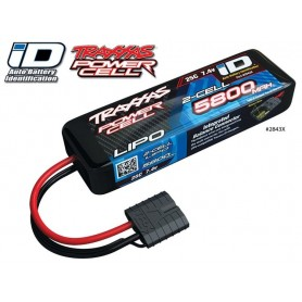 Li-Po Batteri 2S 7,4V 5800mAh 25C iD-kontakt