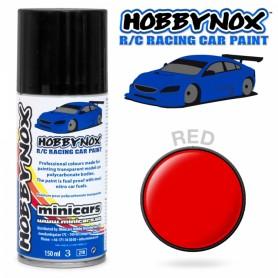 Röd R/C Racing Car Spray Färg 150 ml
