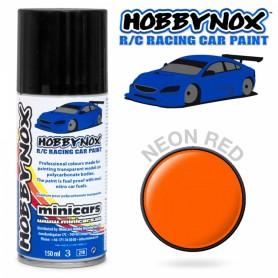 Neon Röd R/C Racing Car Spray Färg 150 ml