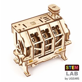 Ugears Counter STEM LAB
