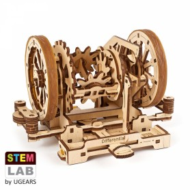Ugears Differential STEM LAB