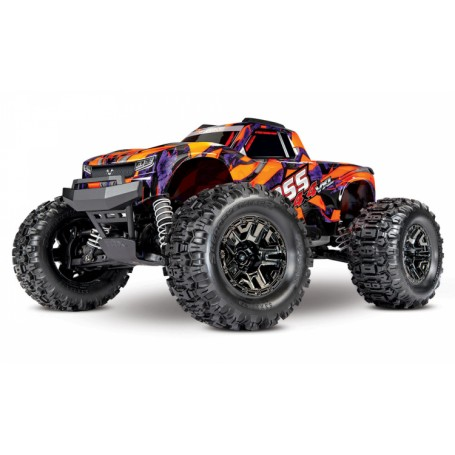 HOSS 4x4 VXL 1/10 RTR TQi TSM Orange