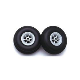 """Flygplanshjul 2 1/4"""" (57mm)"""