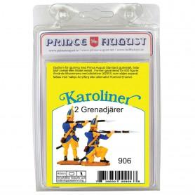 Karoliner Grenadiers 40mm Scale Mould