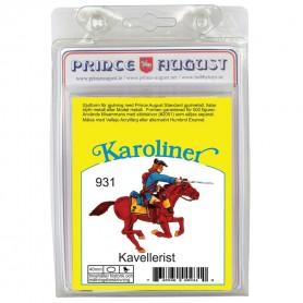 Karoliner Cavalry Man 40mm Scale Mould