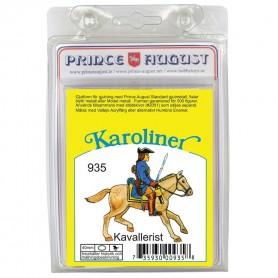 Karoliner Cavalryman 40mm Scale Mould