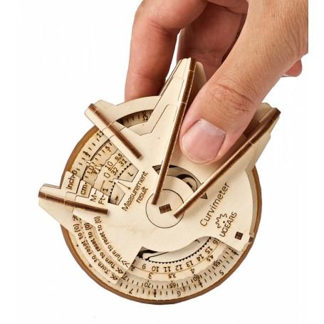 Ugears Curvimeter STEM LAB