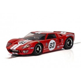 FORD GT40 - RED NO.83