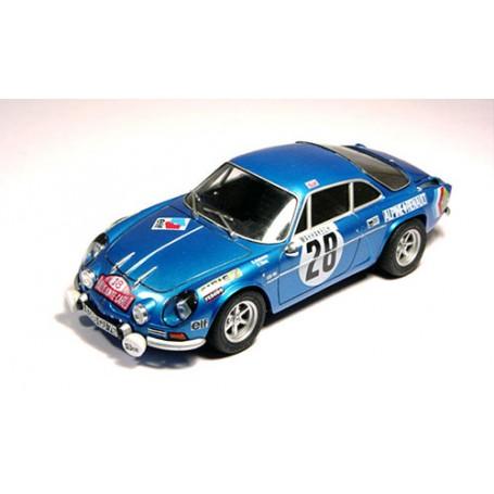 Renault Alpine A110 '71 - Monte Carlo 1/24