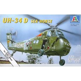 UH-34D Sea Horse 1/72