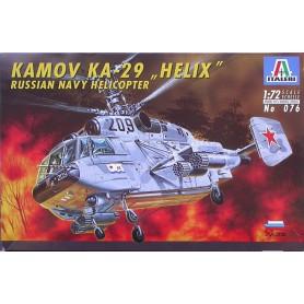 Kamov KA-29 Helix 1/72