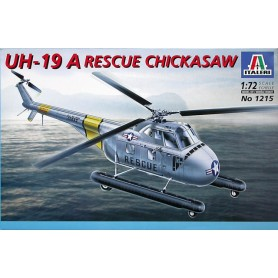 UH-19A Rescue Chickasaw 1/72