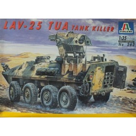 LAV-25 TUA 1/35